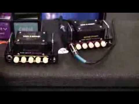 HOTONE AUDIO - NAMM 2014 - TMNtv Product Playtest