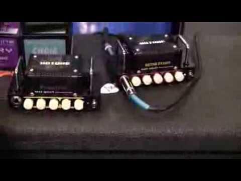 HOTONE AUDIO - NAMM 2014 - TMNtv Product Playtest
