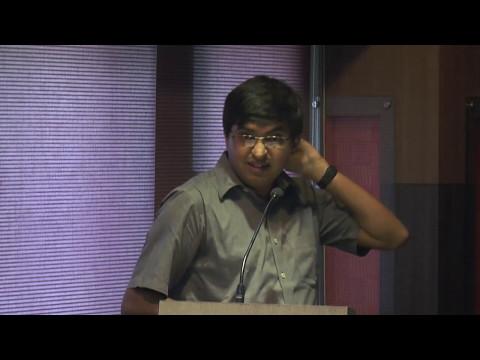 Tamil Heritage Trust-Talk by Shashwath
