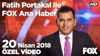 Kentsel dönüşüm mağdurları zorda! 20 Nisan 2018 Fatih Portakal ile FOX Ana Haber