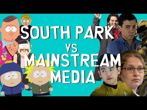 South Park vs Mainstream Media: LGBT Representation