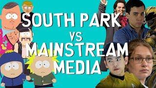 South Park vs Mainstream Media: LGBT Representation