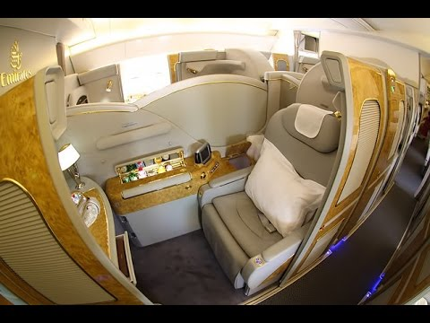 HELLO DUBAI! FIRST CLASS EMIRATES