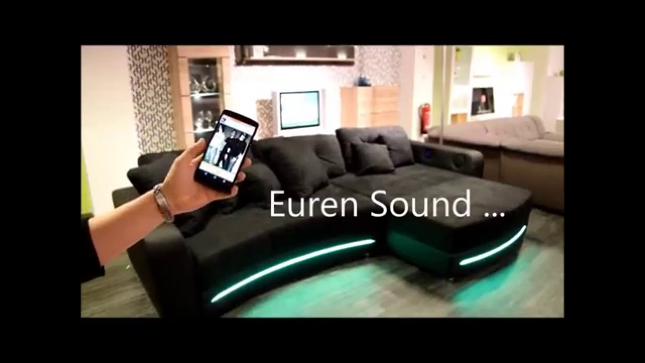dein soundsofa von m bel eilers apen youtube. Black Bedroom Furniture Sets. Home Design Ideas