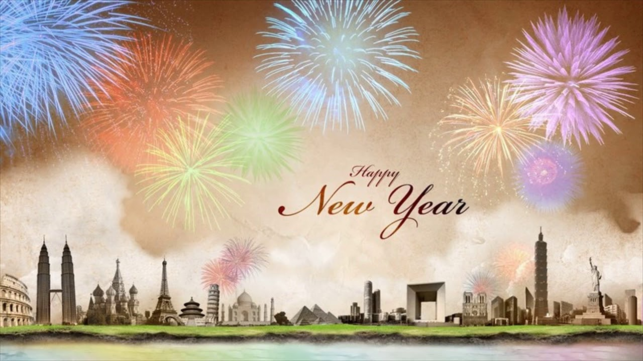 New Year in USA 2018