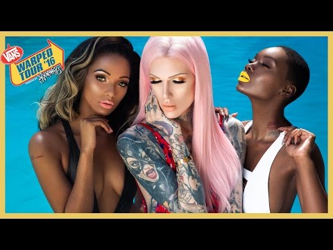 JEFFREE STAR COSMETICS: ON THE ROAD (PART 1)