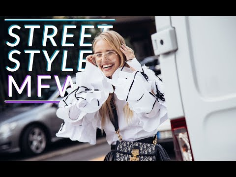 Street Style Milano Fashion Week | SS18