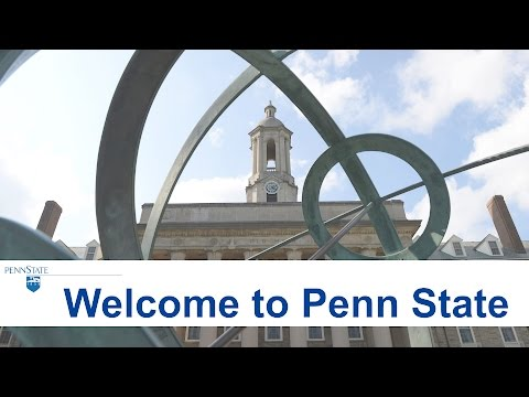 2015 Penn State New Student Convocation