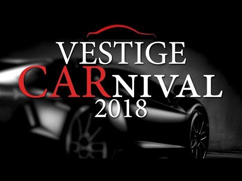 Vestige Carnival 2018- Experience the Epic | Unveiling of Luxury Car Book- Wellth on Wheels