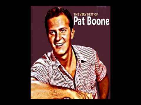Pat Boone - Love Letters In The Sand (1st Recording, 1957)