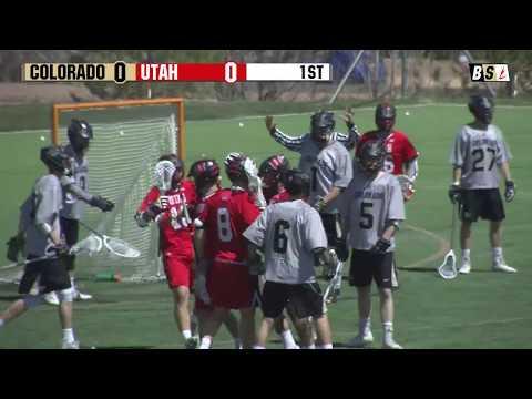 CU v. UTAH // 8 - 14 // D1 Men's Club Lacrosse