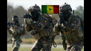 FORCES SPECIALES AIR ET TERRE :IMPRESSIONANTE MANOEUVRE DE L'ARMEE SENEGALAISE