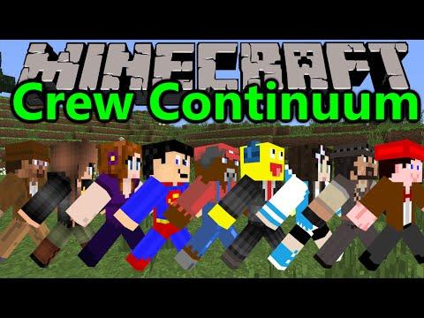 Minecraft - The Crew Continuum - Episode 17 - Boz