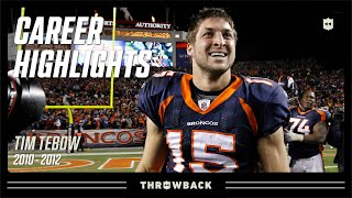 "Tim ""TebowMania"" Career Highlights 
