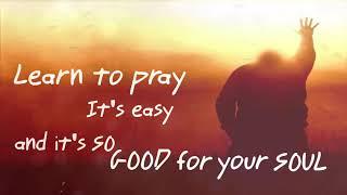 Learn To Pray (Motion Graphics for Chris Pratt's Generation Award Speech)