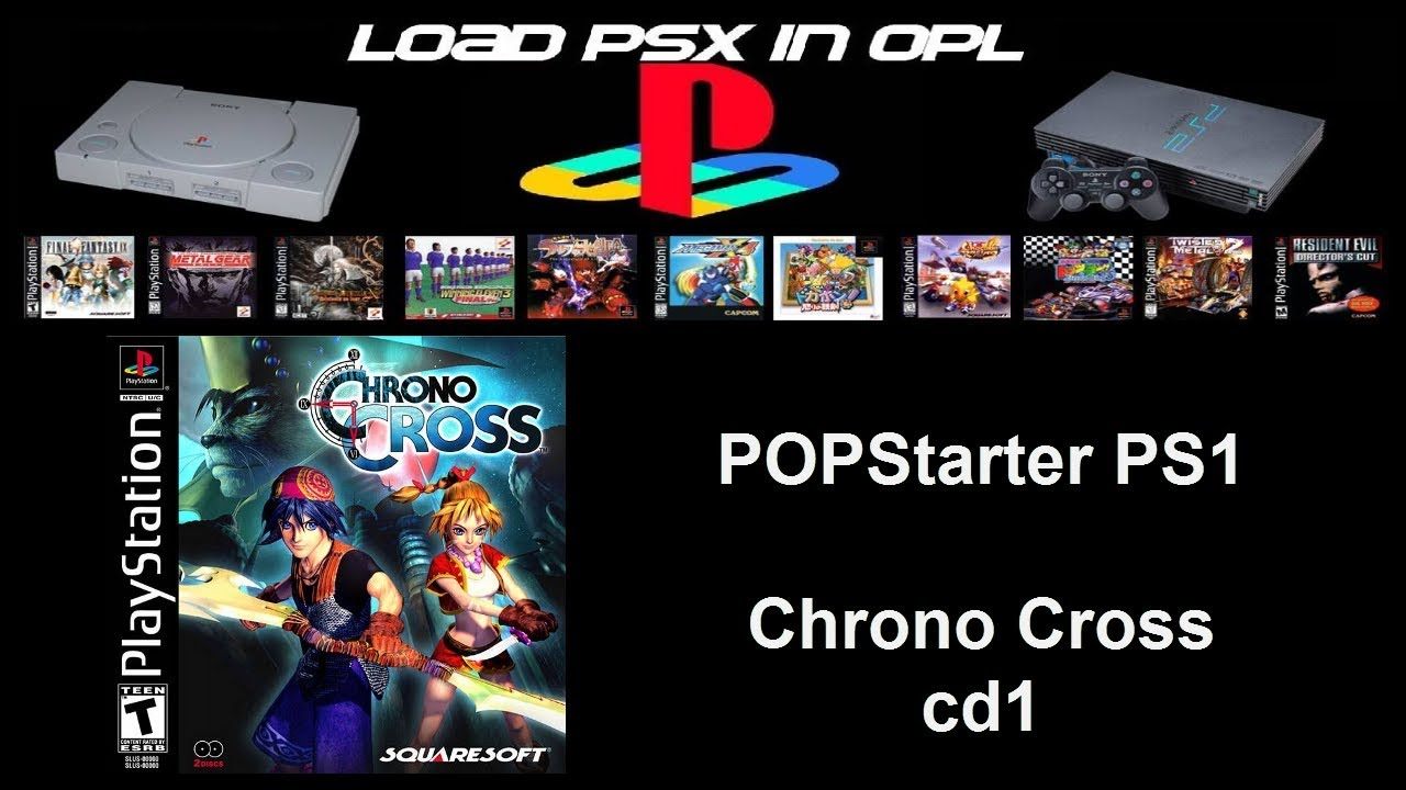 BAIXAR PS1 CHRONO CROSS CD1