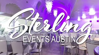 Sterling Events Austin at Austin Wedding Day Style