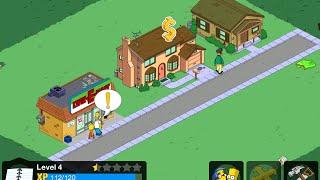 The simpsons! Симпсоны! Springfield! Серия 5! Преображение города! Прохождение!