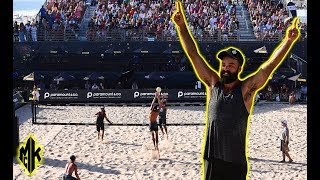 The 2018 AVP Hermosa Beach Volley Vlog | Part 2