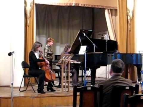 Юные композиторы, ДМШ №11 им.Мурадели, концерт - 5 апреля 2010 г.