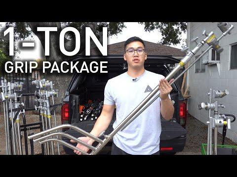 Standard 1-ton Grip Rental Package