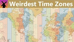 These Are the World's Strangest Time Zones