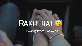 Tere hisse ki chahat maine romantic song 2020