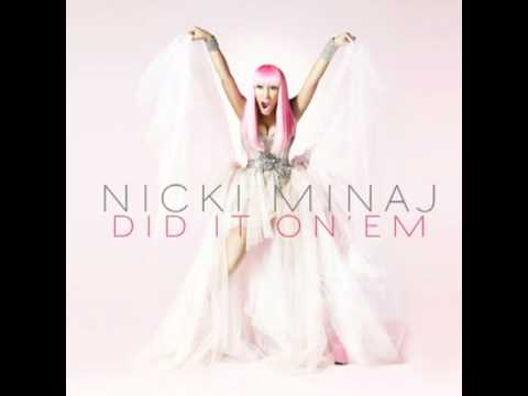 INSTRUMENTALS - Nicki Minaj - Did It On Em (Official Instrumental)