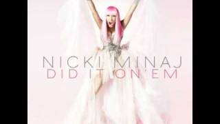 instrumentals nicki minaj did it on em official instrumental