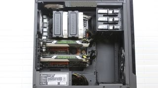 High-End Build - Intel Core i7-4770K / 2-Way SLI GTX Titan / NZXT Source 530