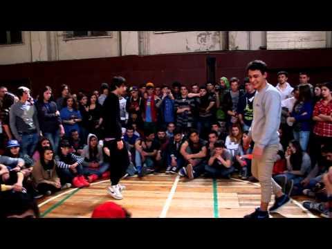 El-Dub Fight - Davo Vs Andro
