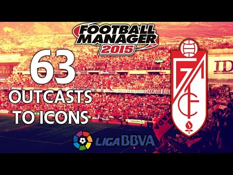 Outcasts To Icons - Ep.63 Speechless (Real Madrid) | Football Manager 2015