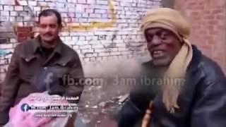 عم ابراهيم الاونطجى اللفه دي فيها ايه