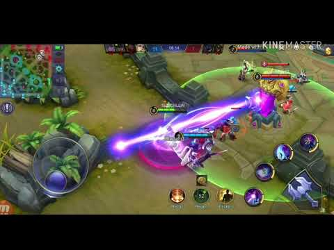 Mobile Legend: Kuwait Gaming feat Zhask