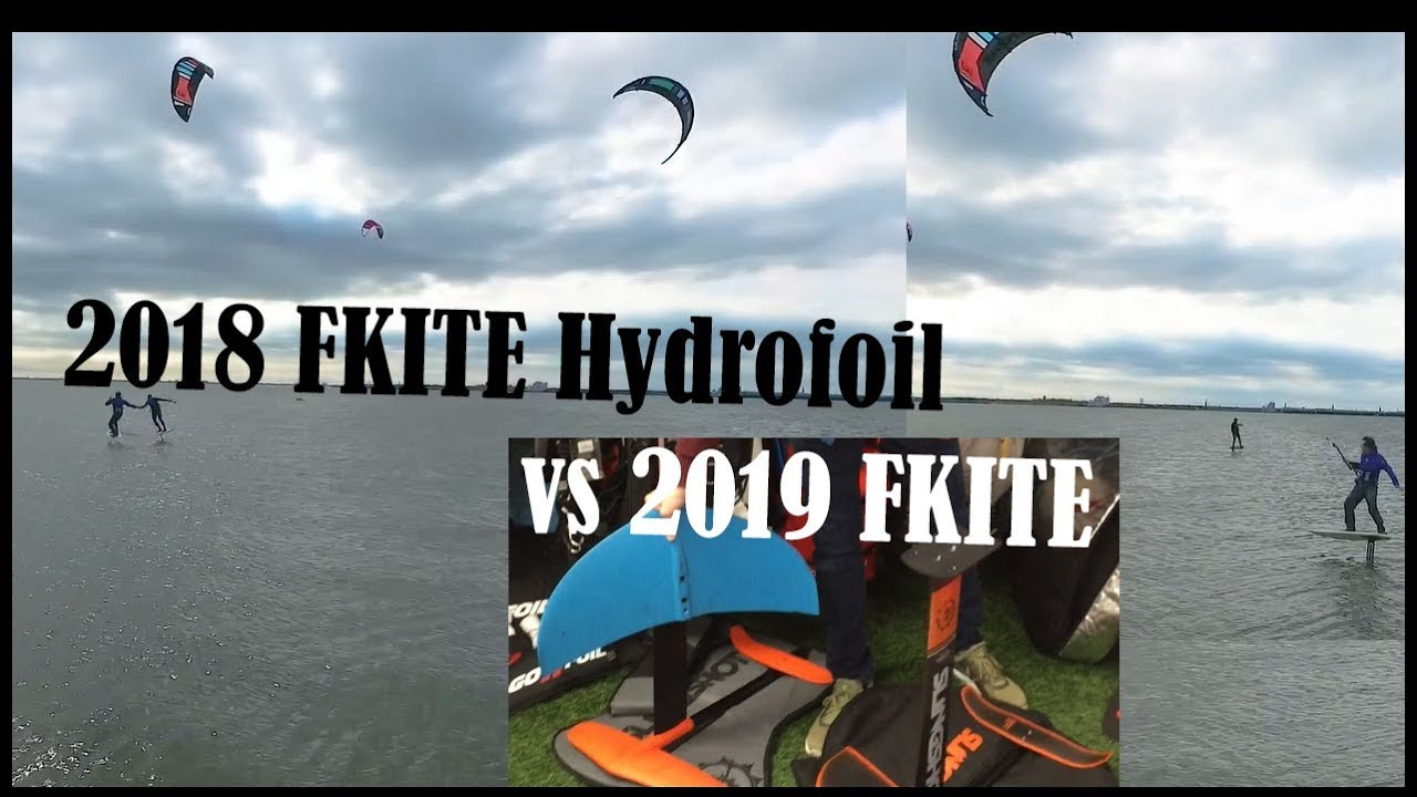Slingshot FKite/Wake Foil Package with 2 Wings