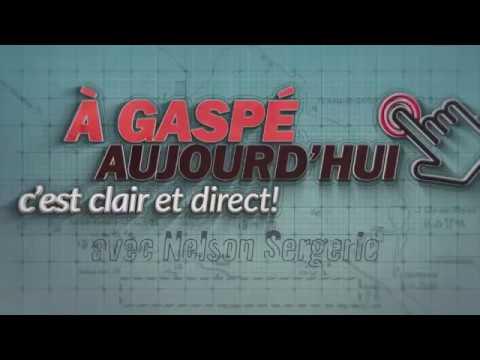 À Gaspé Aujourd'hui: 2017 04 25 S03E115 Web