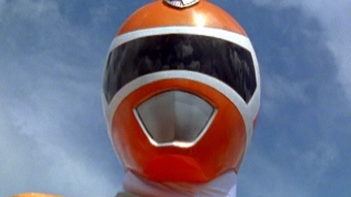 Orange Ranger in Power Rangers S.P.D. | Kelson Henderson