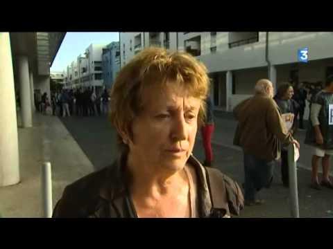 Christiane Taubira aux côtés des frondeurs du PS à la Rochelle
