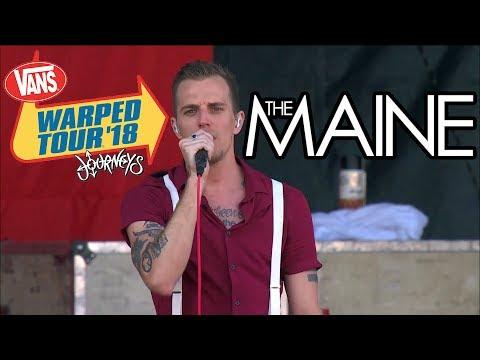 The Maine - Full Set (Live Vans Warped Tour 2018) Last Warped Tour...