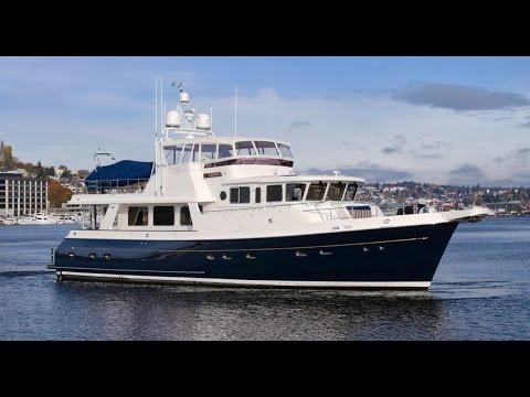 """66' Selene Ocean Trawler 2008 """"Escapade"""""""