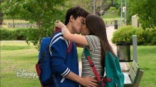Soy Luna 2 - Nina y Gaston Beso (2x59 HD)