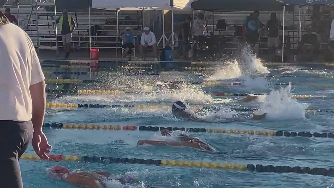 Finale 100m 2021