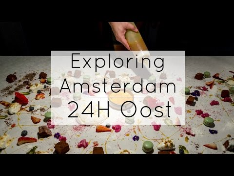 Exploring Amsterdam // 24H Oost (Discovering the East)