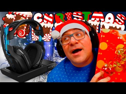 PRENDA DE NATAL | *NEW* Astro A50 Wireless Gaming Headset Unboxing