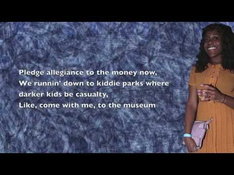 Chance The Rapper - Israel (ft. Noname) - Lyrics