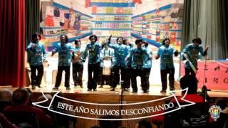 Fragmento de actuación de chirigotas de Doña Mencía. Carnaval 2016