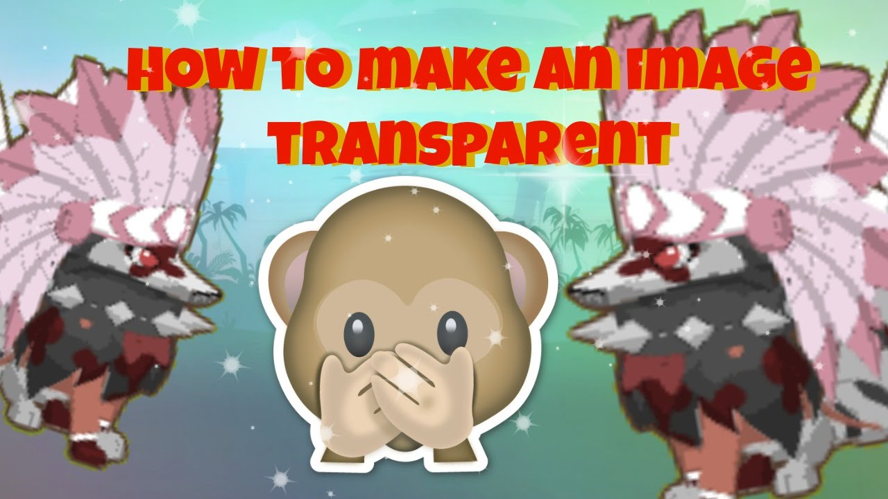 Image of: Arctic Wolf Animal Jam How To Make An Image Transparent Jerk Cliparts Animal Jam How To Make An Image Transparent Youtube