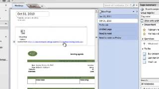 9.Integrating OneNote with MS Excel, PPT
