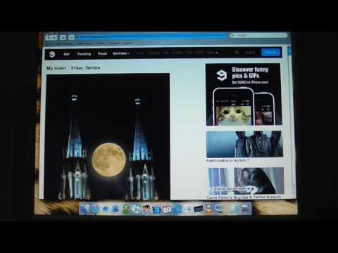Web Rendering Proxy - PowerMac G3 on modern Web
