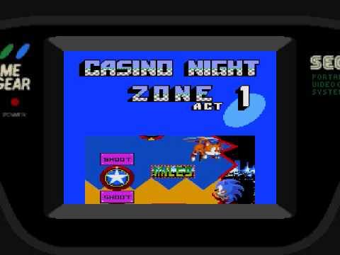 sonic 2 beta casino night music